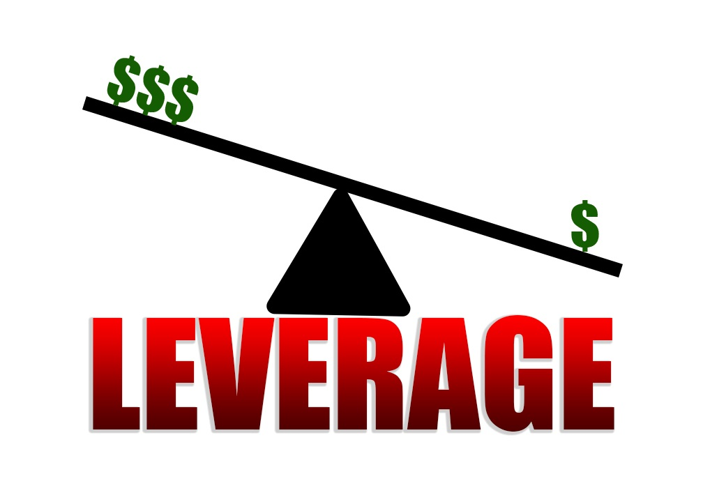High leverage forex trading