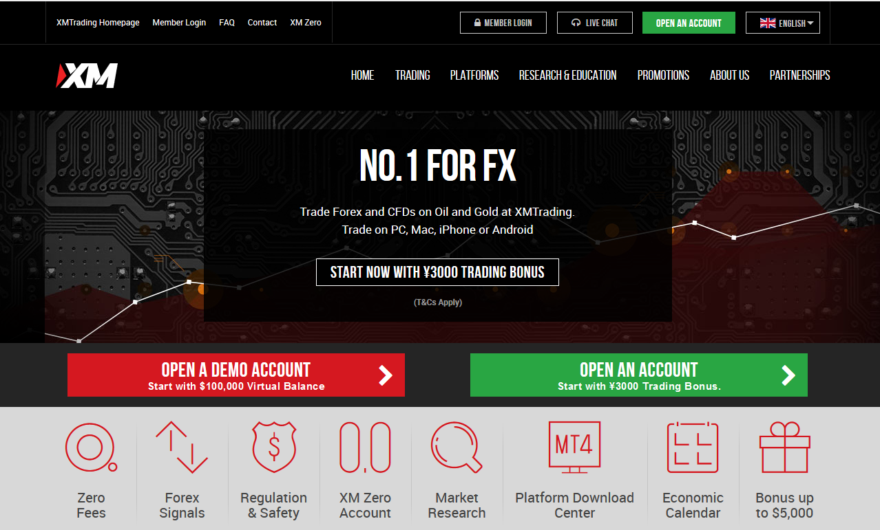 Join forex